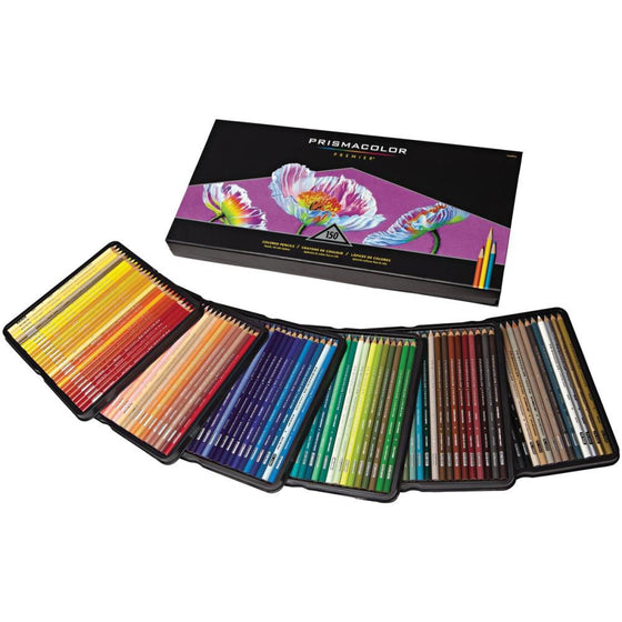 Prismacolor Premier Colored Pencils 150/Pk
