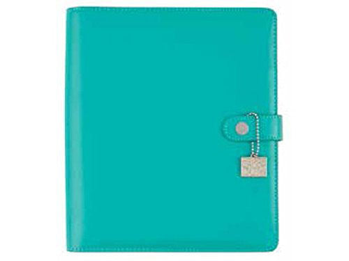 Carpe Diem A5 Planner Boxed Set - Aqua Posh