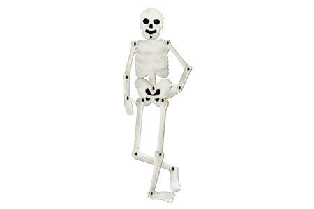 Sizzix - Bigz Die - Halloween Collection - Die Cutting Template - Skeleton