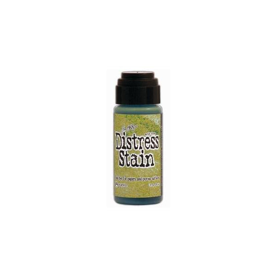Distress Stain 1oz Crushed Olive