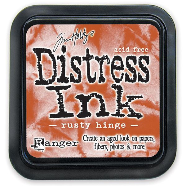 Ranger Tim Holtz Distress Ink Pad - Rusty Hinge