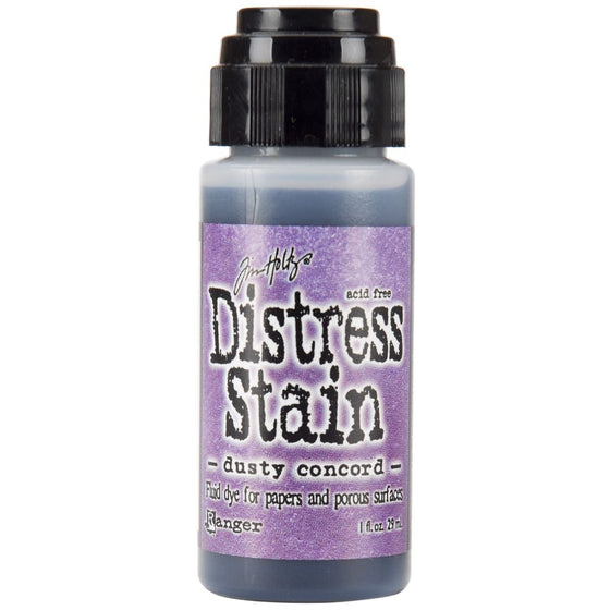 Distress Stain 1oz Dusty Concord