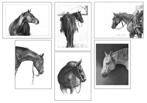 Equine Notecards