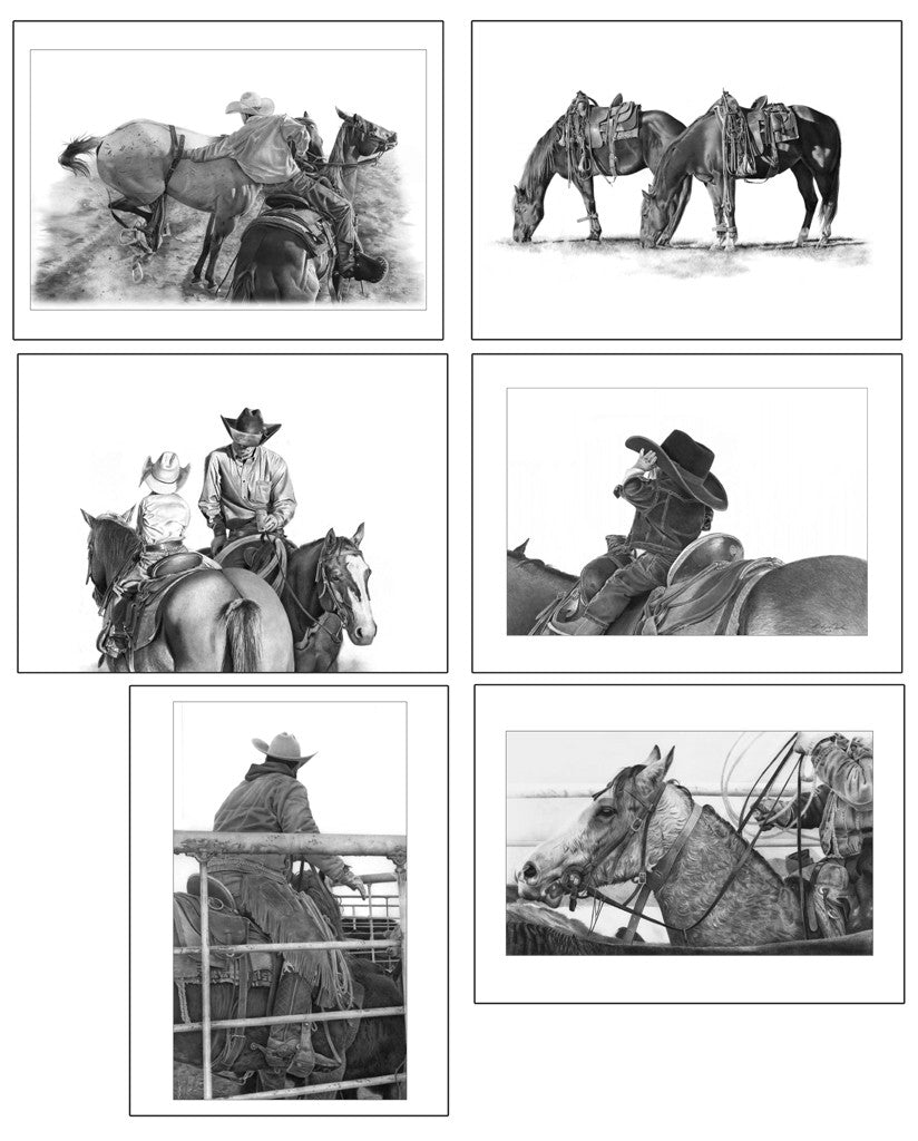 Western Notecards