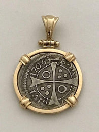 Spanish Croat Pendant - MD1435