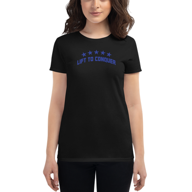 Women's Lift To Conquer Classic Tee