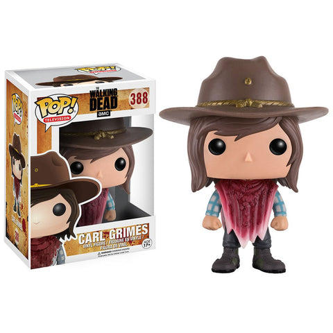 POP - The Walking Dead - Carl BD