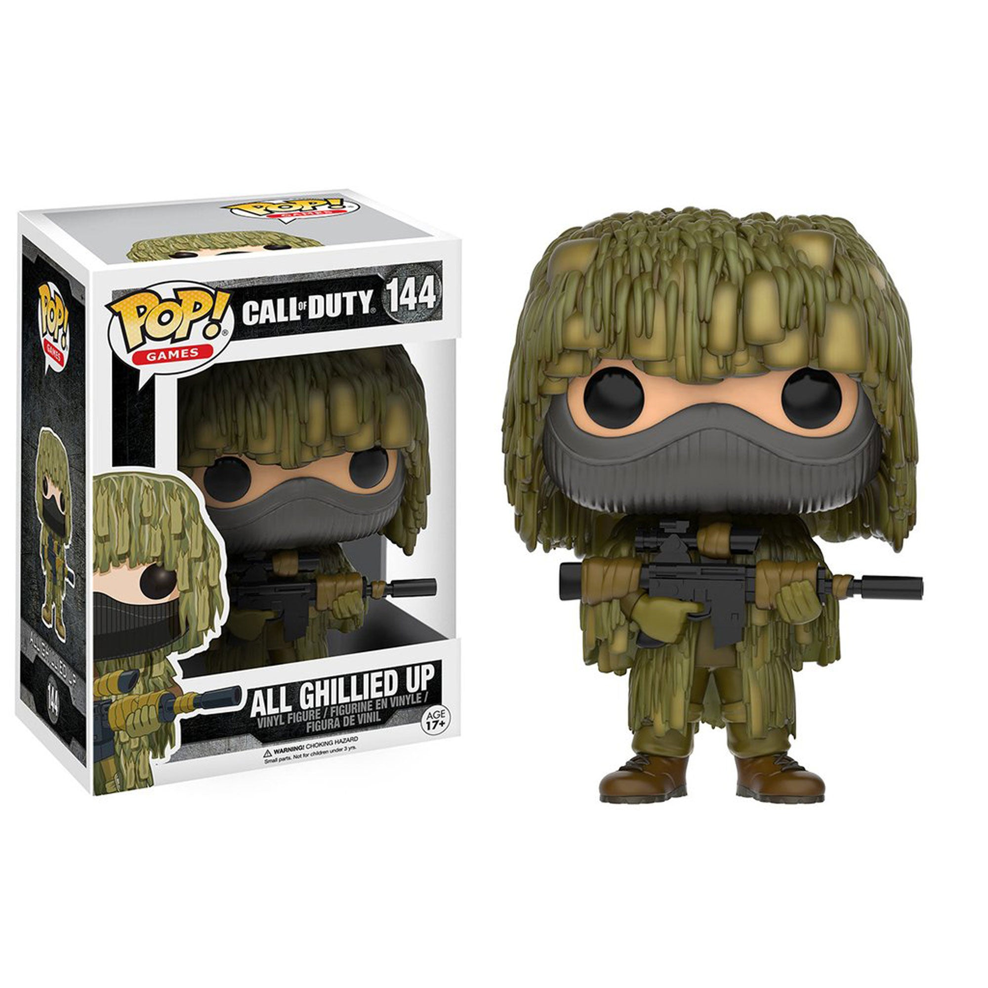 POP - Call Of Duty - Ghillie Suit