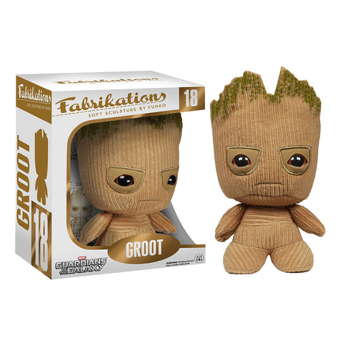 Fabrikations - Guardians Of The Galaxy - Groot Plush