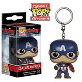 Pocket POP - Avengers - Age Of Ultron - Cptn America Keychai