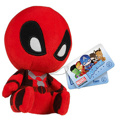 Mopeez - Marvel - Deadpool Red Plush