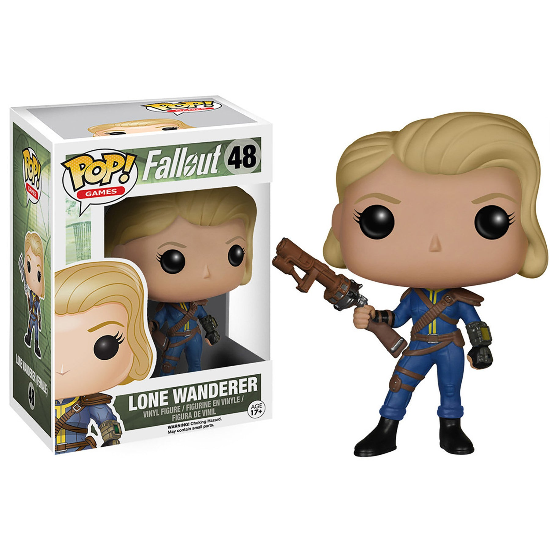 POP - Fallout - Lone Wanderer Female