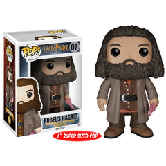 Over Sized POP - Harry Potter - Rubeus Hagrid