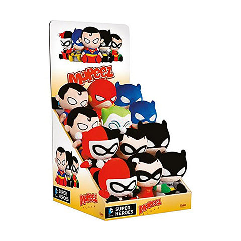 Mopeez - DC Comics -12 pc PDQ Plush