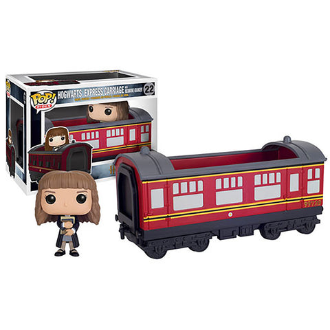 POP Rides - Harry Potter - Hogwarts Express Hermione