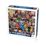 POP DC Puzzle with Figure