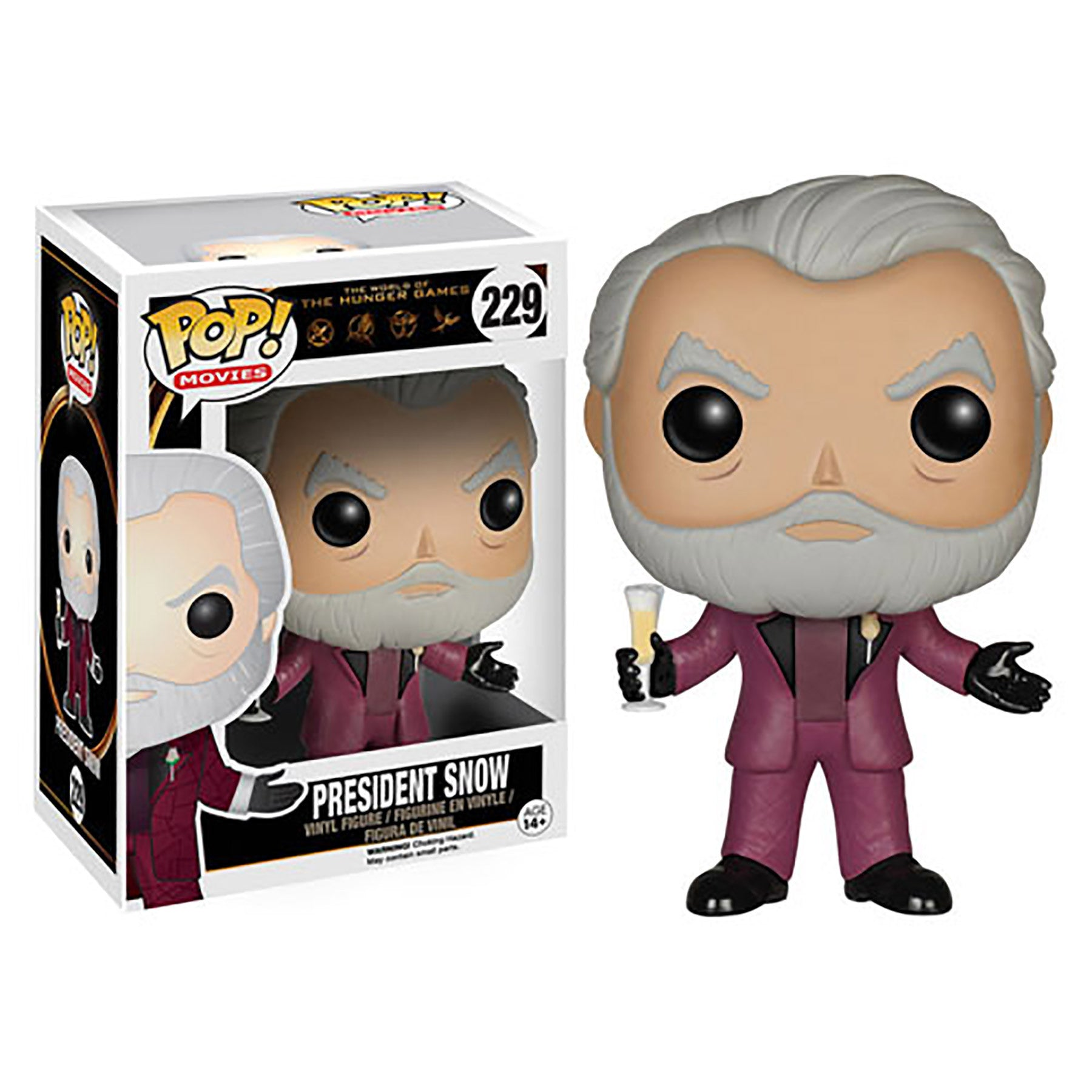 POP - The Hunger Games - President Snow