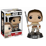 POP - Star Wars - The Force Awakens - Rey