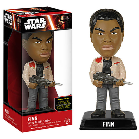 Wacky wobbler - Star Wars - The Force Awakens -  Finn