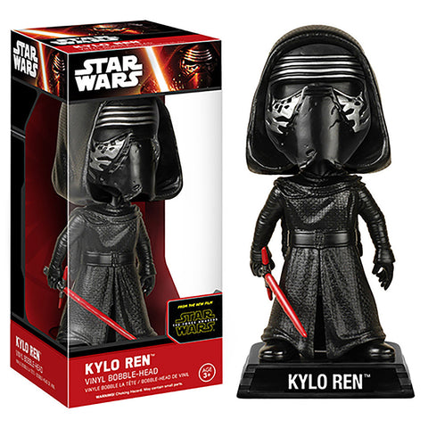Wacky wobbler - Star Wars -  Kylo Ren with Hood