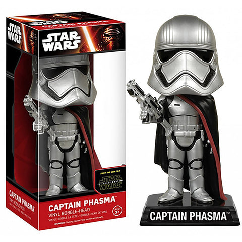 Wacky wobbler - Star Wars - The Force Awakens -  Cptn Phasma