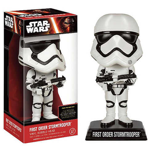 Wacky wobbler - Star Wars - The Force Awakens -  WW5