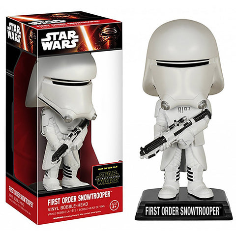 Wacky wobbler - Star Wars - The Force Awakens -  Snowtrooper