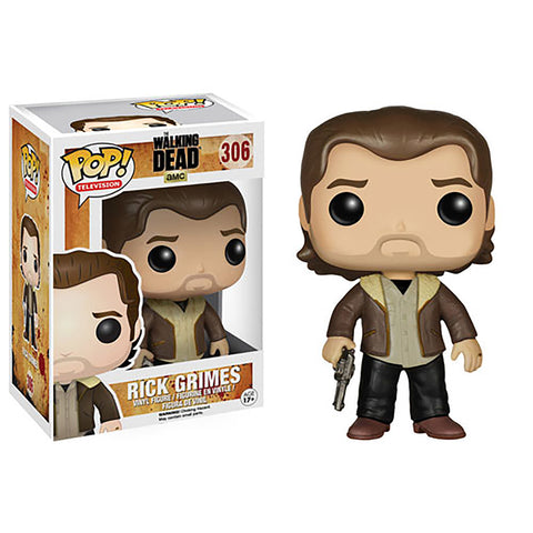 POP - The Walking Dead - Season 5 Rick Grimes