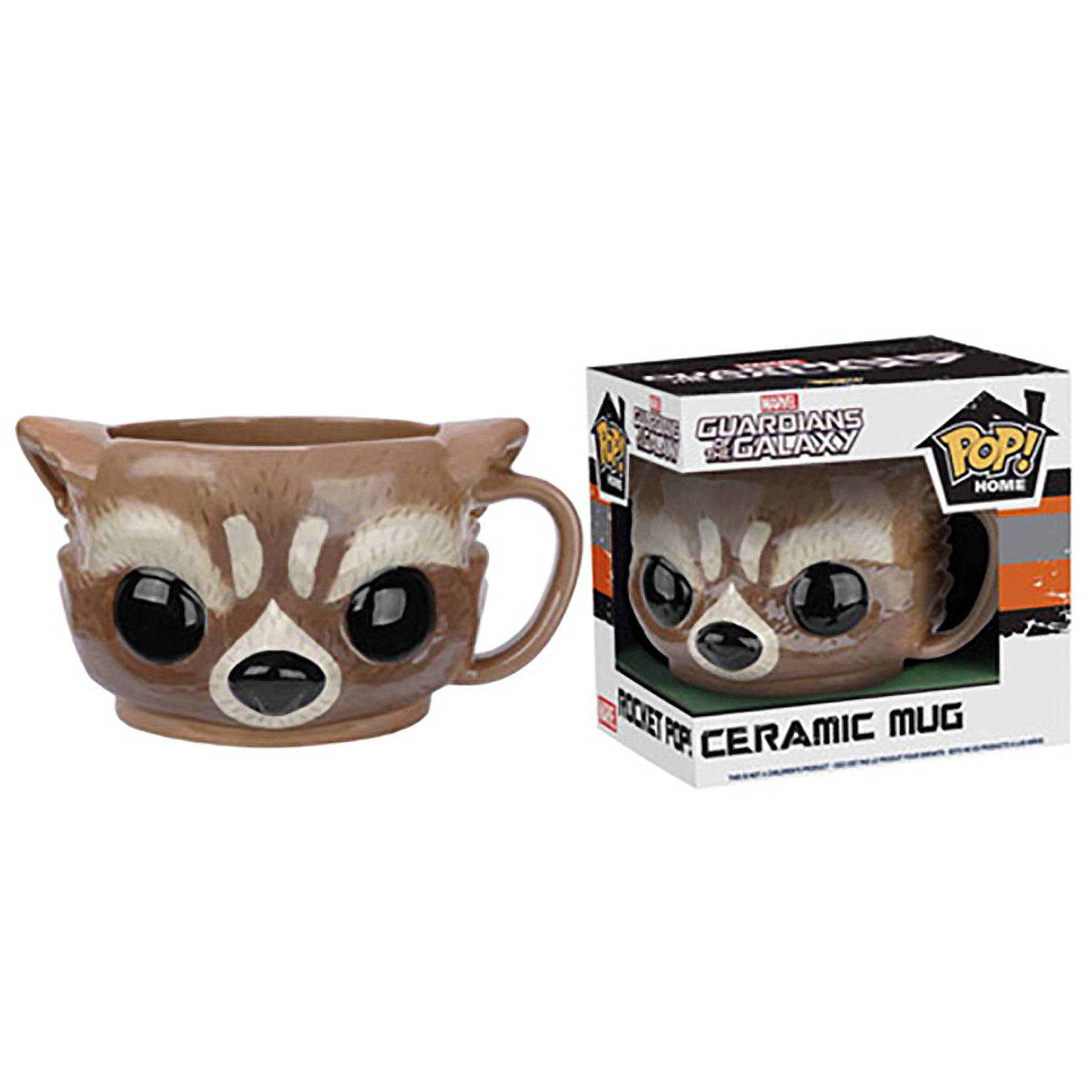 POP - Ceramic Mugs - GOTG - Rocket Raccoon