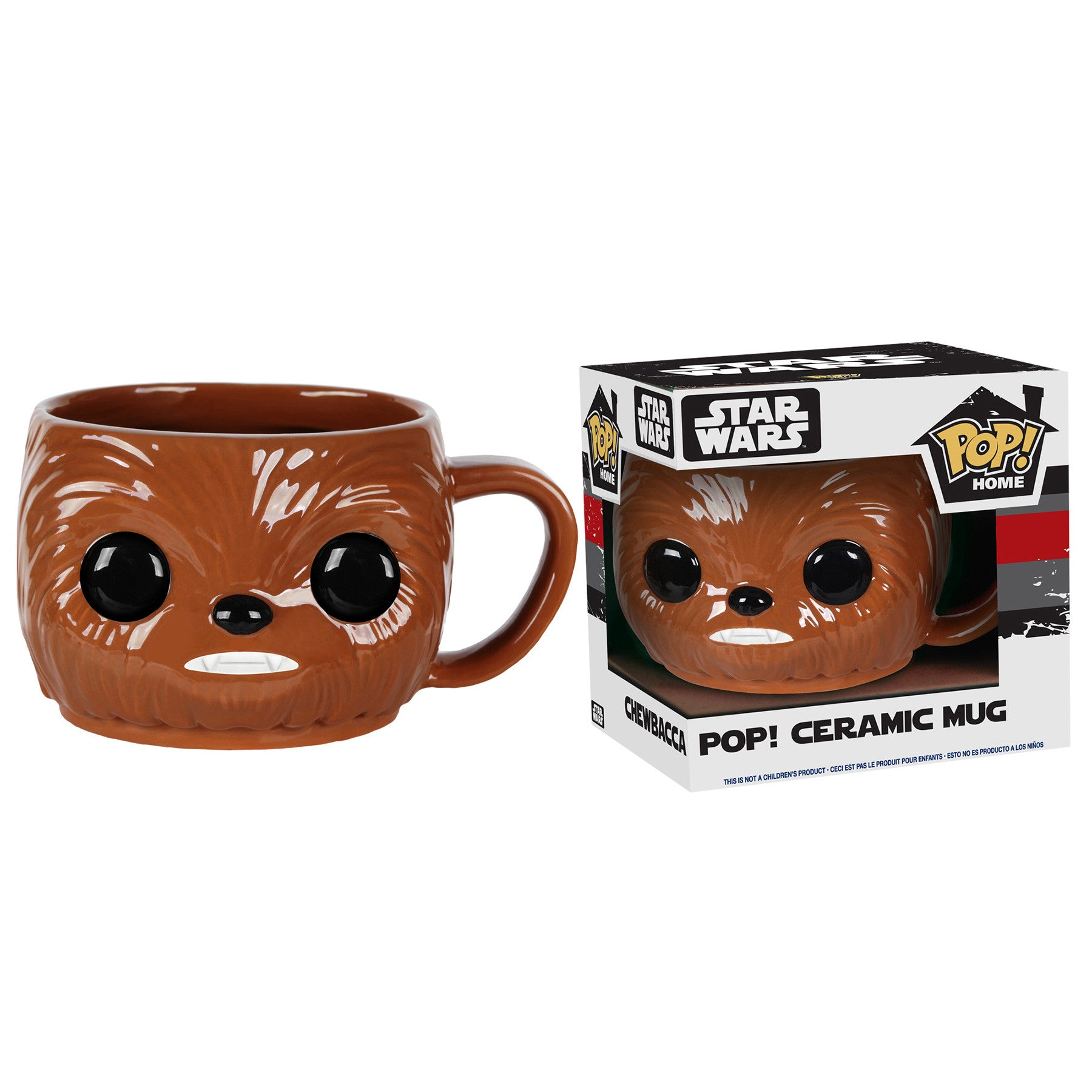 POP - Ceramic Mugs - Chewbacca