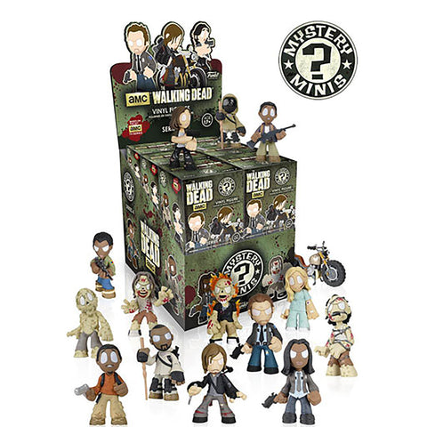 Mystery Minis - Walking Dead - S4 - 12 pc PDQ
