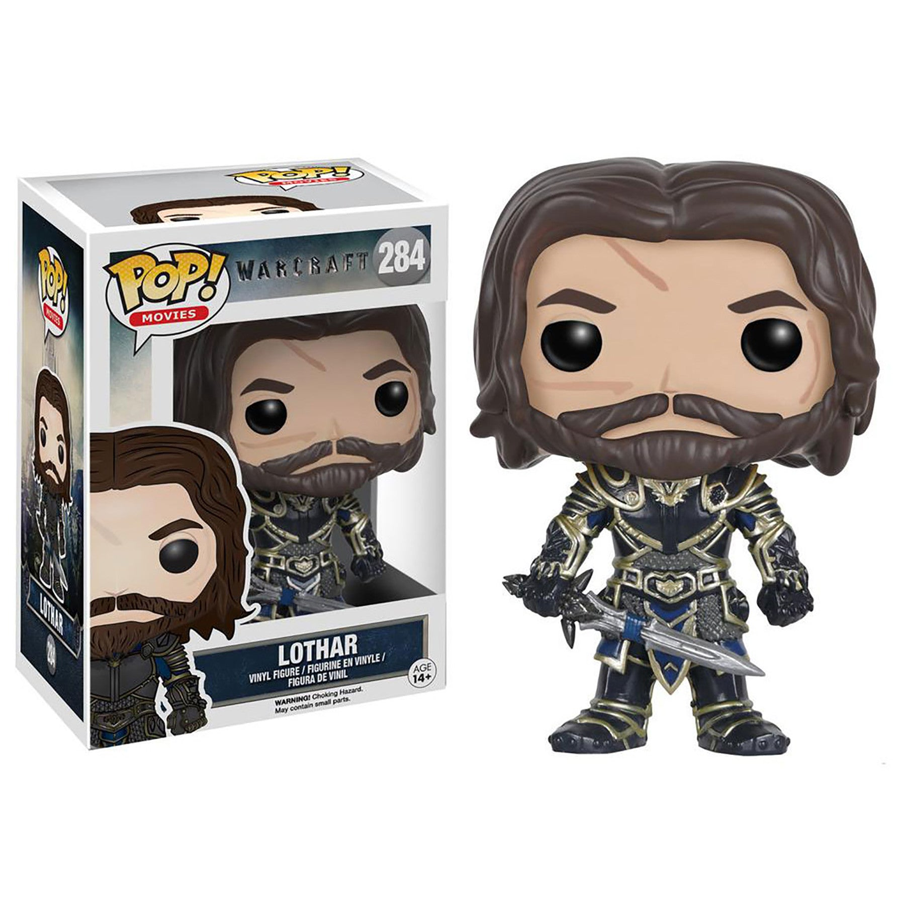 POP - Warcraft Movie - Lothar