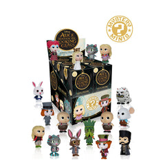Mystery Minis - Alics Through the Looking Glass - 12pc PDQ