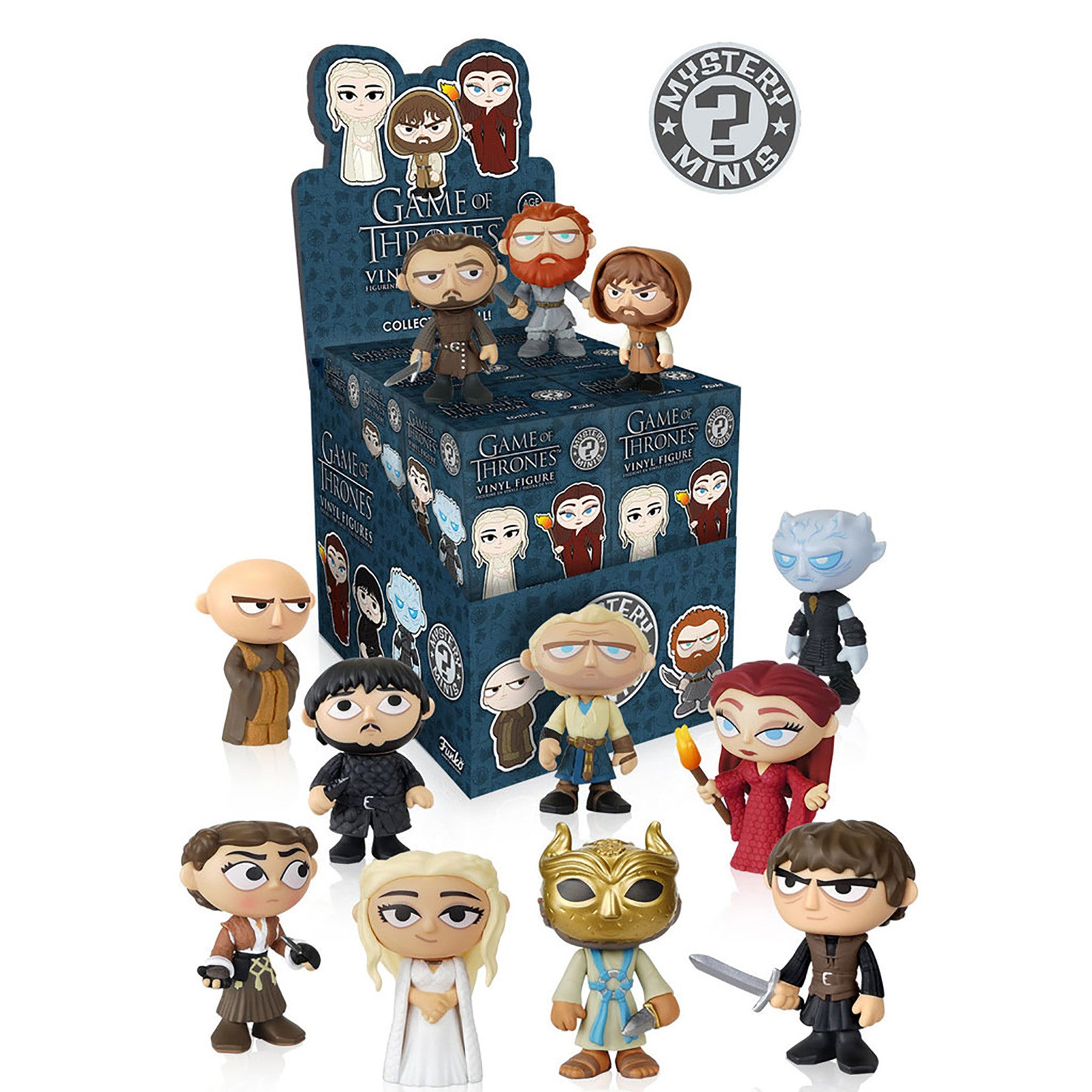 Mystery Minis - GOT - Series 3 - 12 pc PDQ