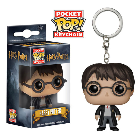 Pocket POP - Harry Potter - Harry Keychain