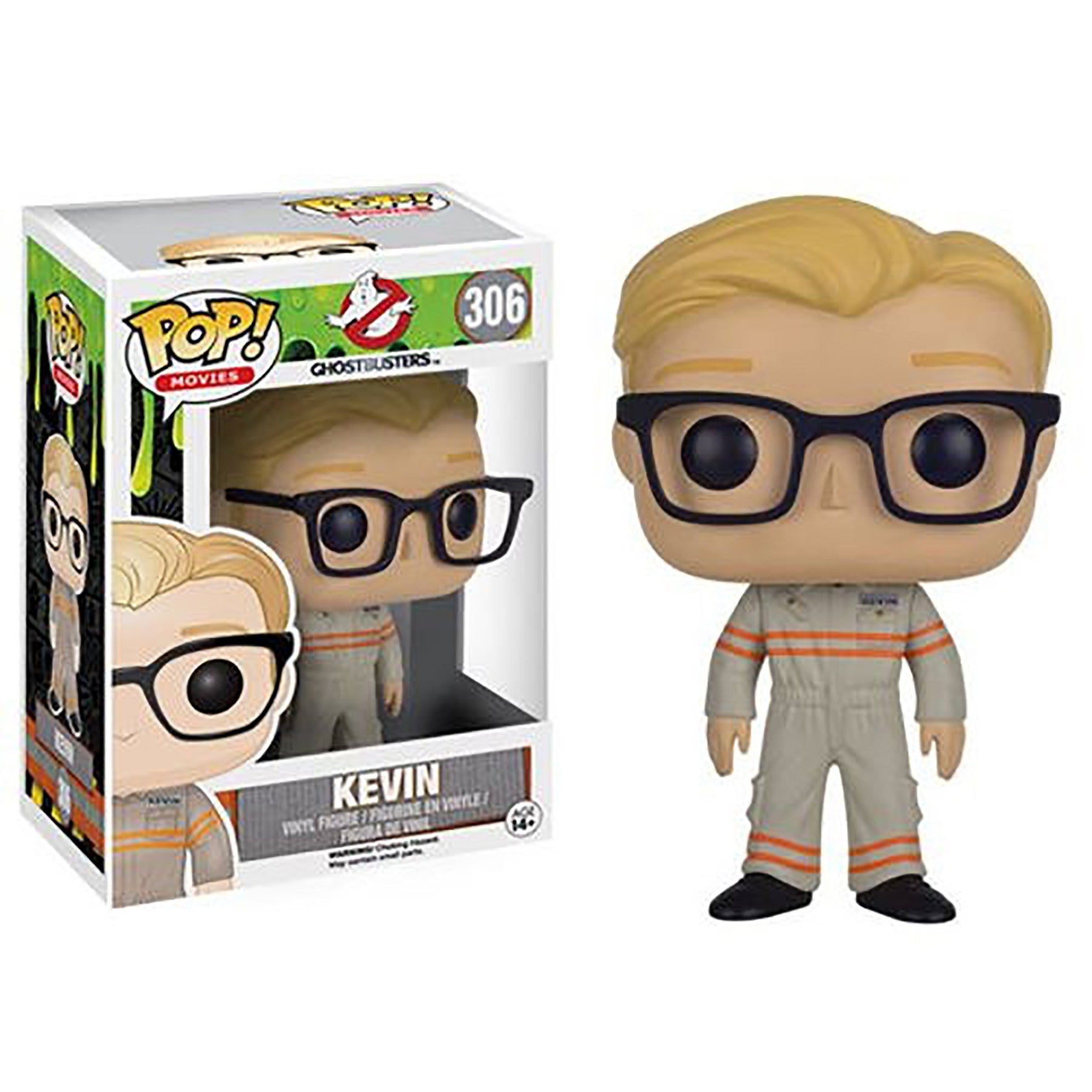 POP - Ghostbusters 2016 - Kevin