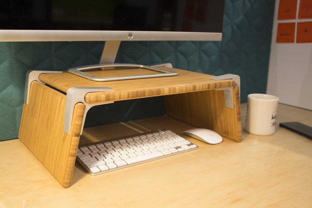 The Monitor and Laptop Stand by Modos
