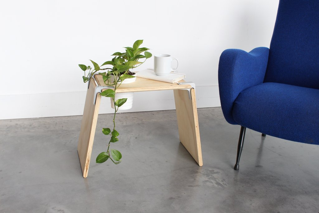 Planter Side Table by Modos