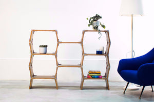 The 5 Cell Shelf - Modos Furniture