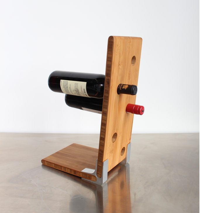 The Wine Rack by Modos
