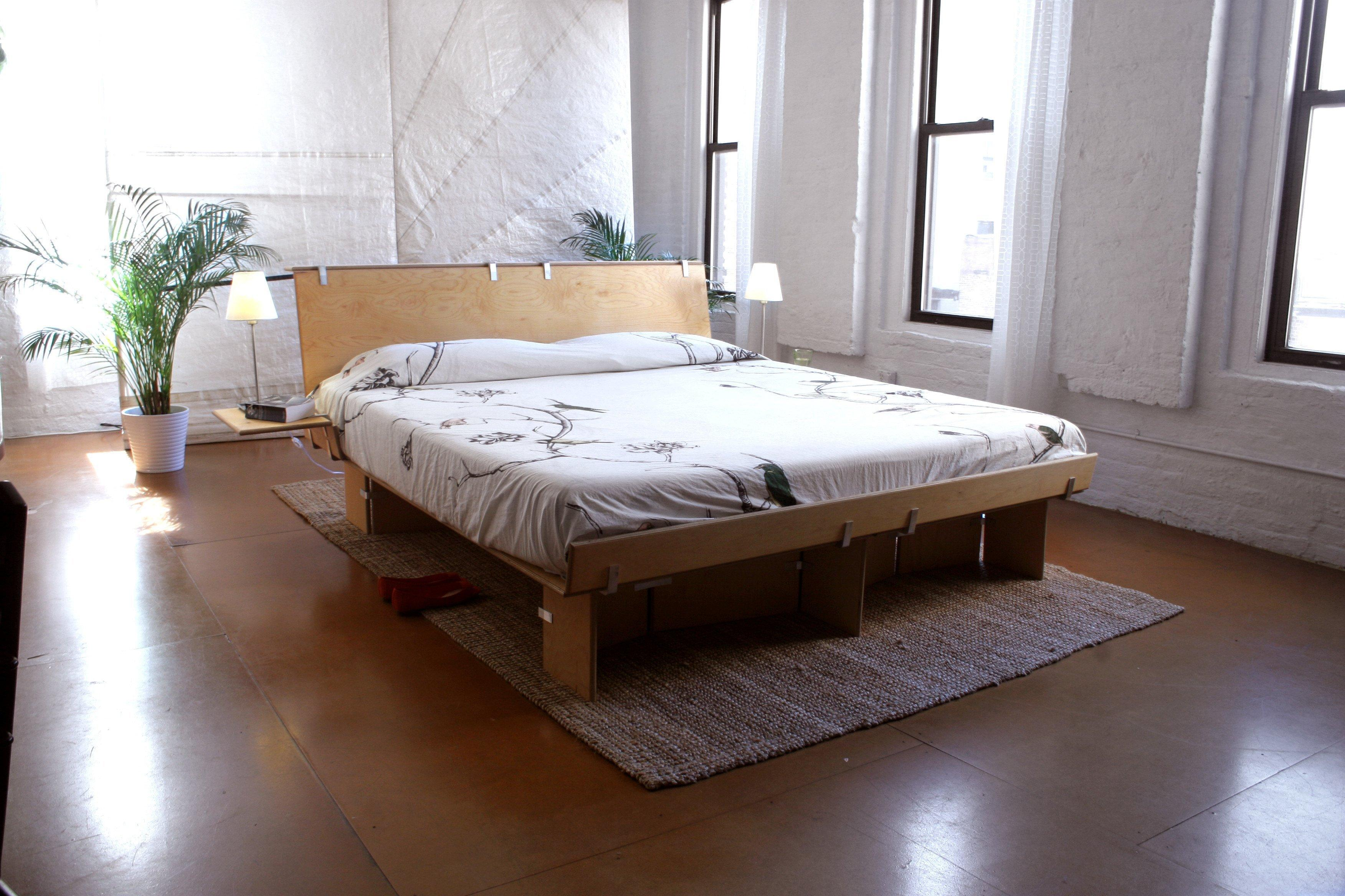 Platform Bed - Modos Furniture