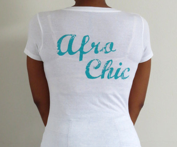 Afro Chic Graphic Tee