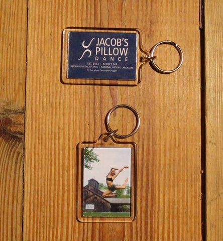 Jacob's Pillow Key Chain
