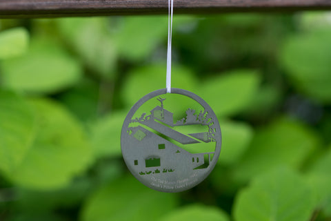 Jacob's Pillow Ornament