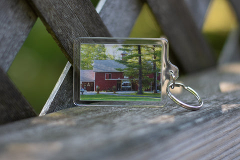 Jacob's Pillow Keychain