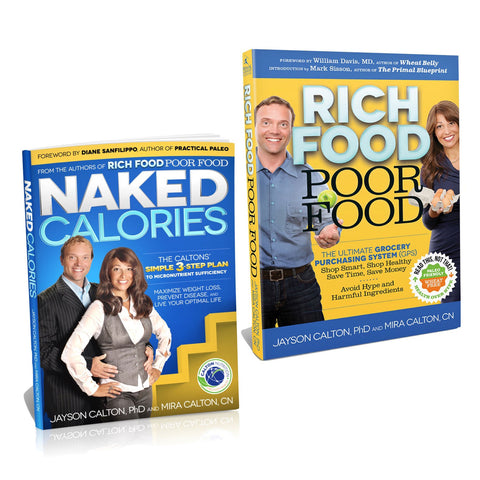Calton Nutrition Books