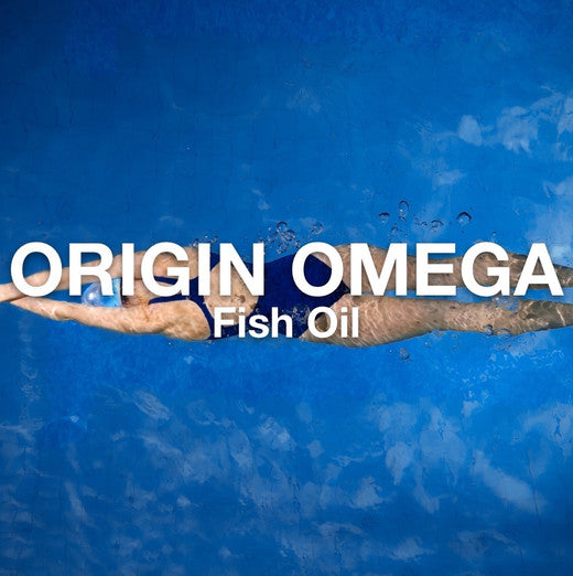 Omega Fish Oil: Triple Strength Omega-3 wild caught Icelandic fish oil with Anti-Competition Technology