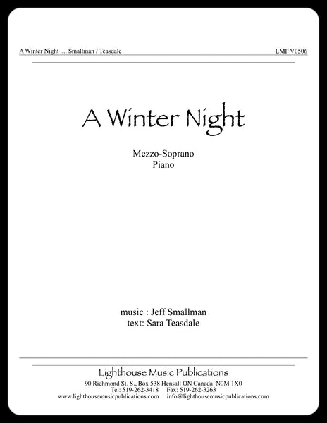 A Winter Night