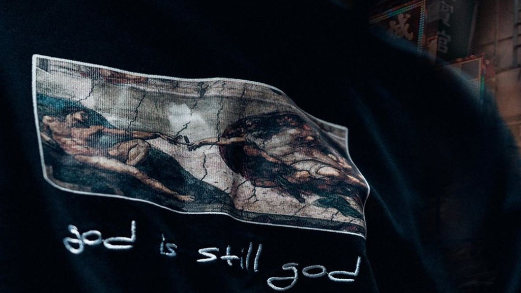 "DEBLANC 5th Collection ""GOD IS STILL GOD"" drop date and release information"