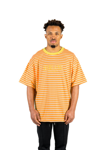 Orange Stripe T-Shirt